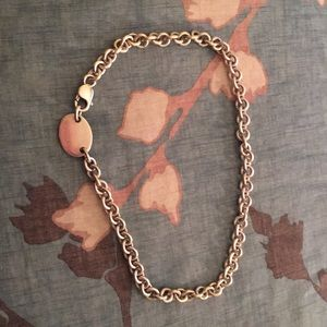 Jewelry - Sterling Silver link necklace